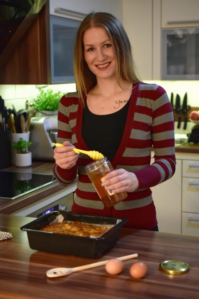 Kampanja #začebele: Natečaj Med v vsako jed