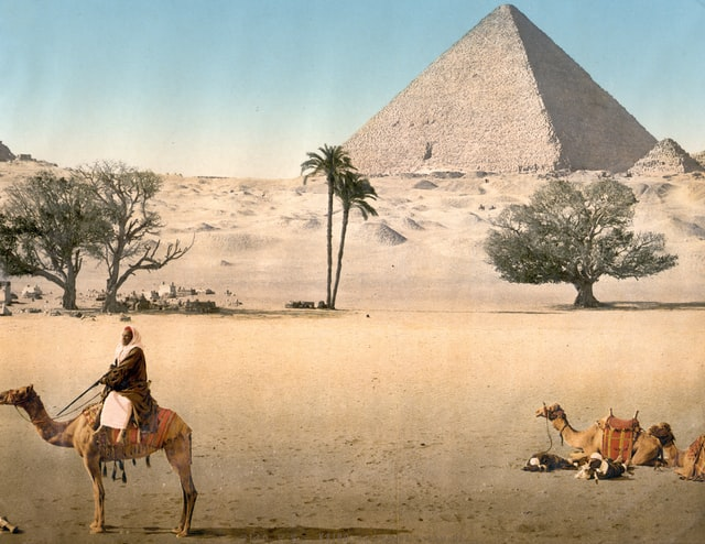 kampanja #zacebele: Stari Egipčani so oboževali med